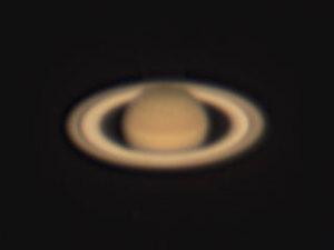 土星(バローレンズなし)